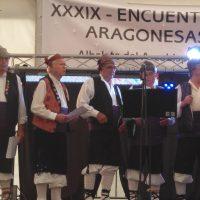 Encuentro Comunidades Aragonesas